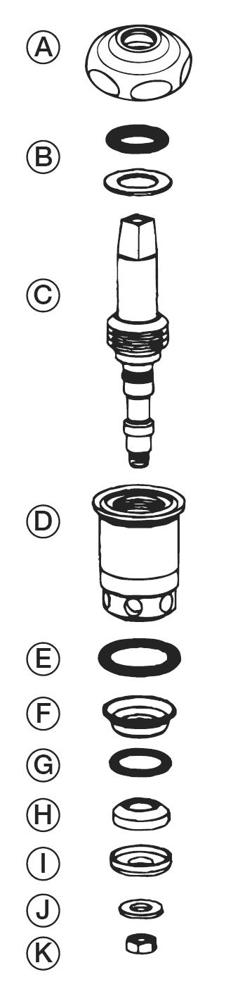 Chicago Faucets Xt Cartridge Repair Guide