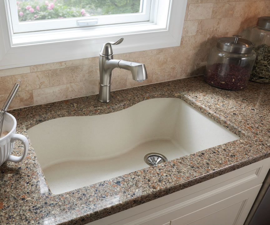 E Granite Kitchen Sinks