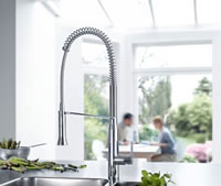Grohe K7 Series Semi-Pro Kitchen Faucets