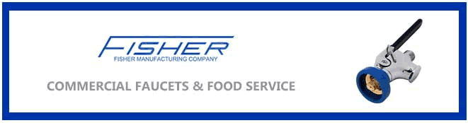 Fisher Faucets and Food Service