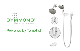 Symmons - Powered by Temptrol